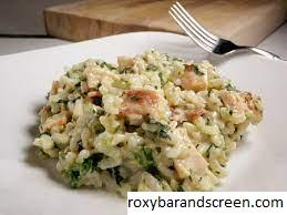 Risotto Masakan Khas Western Yang Menggunakan Konsep Hidangan Nasi Italia